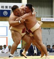 相撲成年個人は城山がV2 福井国体第4日