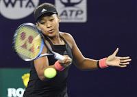 12ゲーム連取と圧倒 全米オープン女王の大坂、冷静にプレー 中国オープン