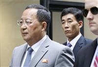 北朝鮮、終戦宣言で譲歩せず 非核化に換える「駆け引き材料ではない」