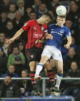 吉田、フル出場でサウサンプトン4回戦へ イングランド・リーグ杯