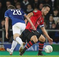 サウサンプトン・吉田、定位置確保へアピールできず イングランド・リーグ杯