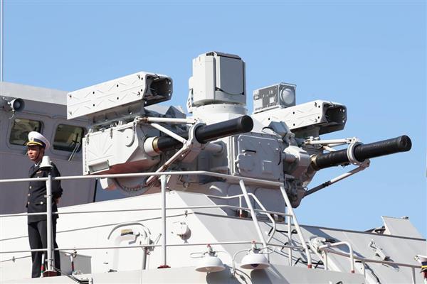 【動画あり】ベトナム海軍艦艇、堺市寄港 - 産経ニュース