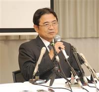 関空被災、台風対策「甘かった」 運営会社社長