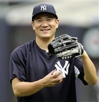 田中将大「勝つことが全て」 ヤンキース、地区シリーズ進出