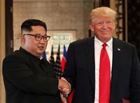 【激動・朝鮮半島】ポンペオ氏訪朝前に非核化ハードル上げる北朝鮮…ほころぶ文在寅氏の終戦…