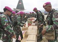 インドネシア地震、死者は数千人の恐れ 5日で1週間、被害全容見えず