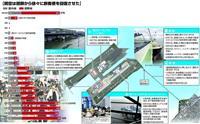 関空、異例の早期復旧 台風21号で閉鎖の3日後に第1便