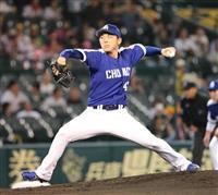【プロ野球】神1-6中 中日快勝、笠原6勝目
