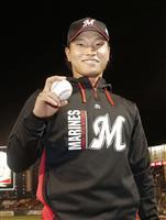 【プロ野球】楽1-2ロ 岩下がプロ初勝利