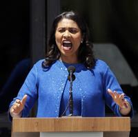 姉妹都市「一方的に解消できない」 サンフランシスコ市長が声明