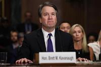 米最高裁判事候補、「疑惑事実なかった」 FBI調査で共和党幹部
