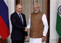 インド、露ミサイルシステム導入で合意 米反発必至