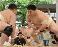 【関西の議論】御嶽海も入部を希望 アマ強豪・和歌山県庁相撲部 強さの秘密