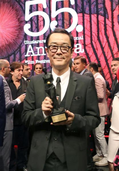 是枝裕和監督に最優秀監督賞 トルコ・アンタルヤ映画祭
