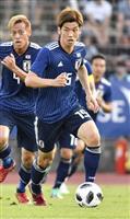 大迫勇也は後半38分で退く サッカーのドイツ1部
