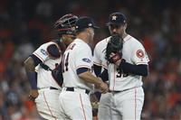 【MLB】好発進のアストロズ・ヒンチ監督「いい打席重ねた」