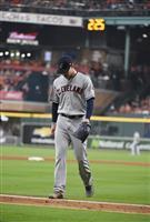 【MLB】クルバーは役目果たせず インディアンスの20勝エース