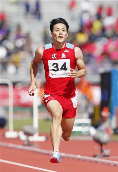 山県が10秒58で優勝 陸上男子100メートル 福井国体第8日 - 産経ニュース