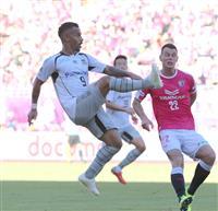 サッカー「大阪ダービー」はG大阪が1点差勝利