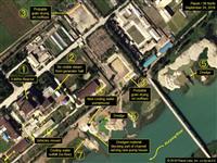 北朝鮮の寧辺核施設に変化見られず 米分析サイトが発表