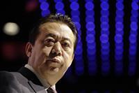 ICPO総裁を「腐敗で調査」と香港紙報道 かつての政敵の影響力排すためか