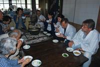 ロシア国営テレビが松山でロケ 日露戦争時の捕虜との交流探る