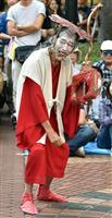 現役で世界へ 88歳大道芸人、あす新宿で青空公演