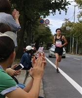 山形まるごとマラソン 過去最高の5200人以上が走り抜ける