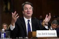カバノー氏、米最高裁判事に承認 トランプ氏「とてつもない勝利」