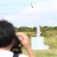 「缶サット甲子園」全国大会 高校生のロケット大空に 和歌山