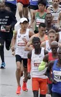 大迫傑がマラソン男子日本新 2時間5分50秒 シカゴ・マラソン