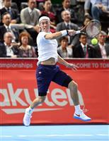 錦織圭は12位で変わらず 男子テニス世界ランキング