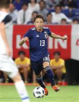 サッカー日本代表、小林と浅野が負傷離脱 川又と初選出・北川を招集
