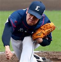 西武・多和田のパ・リーグ最多勝確定 16勝、3年目で初タイトル