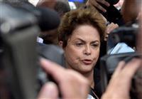 ルセフ前ブラジル大統領が上院落選 リオ州知事選でロマリオ氏も