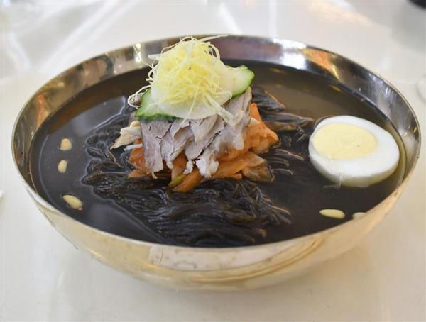 平壌の冷麺老舗、韓国出店も 南北首脳訪問の「玉流館」 - 産経ニュース