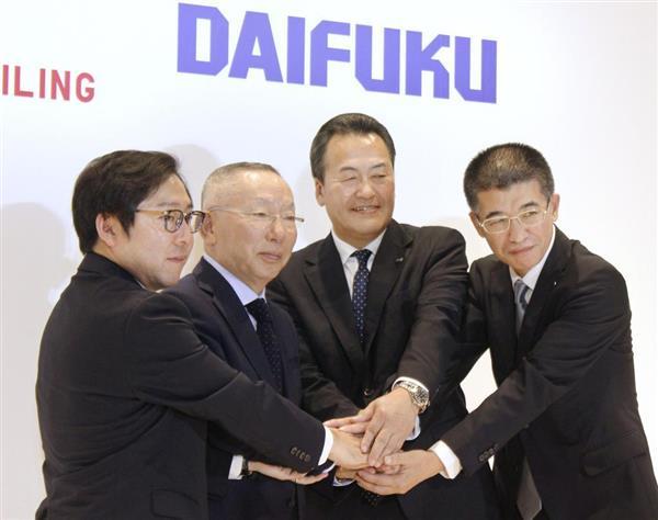 ファストリがダイフクと物流で包括的な提携 全世界の拠点を自動倉庫化 1千億円規模を投資
