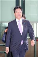 自民党の加藤勝信総務会長「常に高みを」 ポスト安倍に意欲