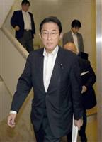自民党の岸田政調会長が「政調改革」伝達 安倍首相も一定の理解