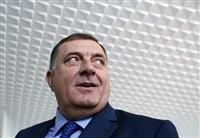 セルビア代表に民族強硬派 ボスニア国家元首選、分断深まる恐れ