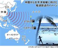 【世界を読む】豪中止の太平洋向け短波、中国が占拠