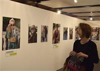 年重ねる楽しさ実感 リーガロイヤル大阪で「世界のマダムおしゃれスナップ展」