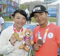 ユース五輪に新風 初登場のブレークダンス、日本勢男女とも表彰台