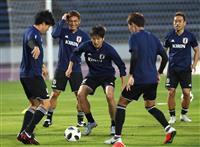 サッカー日本代表、若手vsロシア主力組、進化へ定位置争い