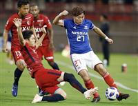横浜M、敵地で先勝 ルヴァン杯、湘南は分ける