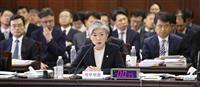 【激動・朝鮮半島】韓国外相、対北独自制裁の解除を「検討中」 米国と足並みの乱れも