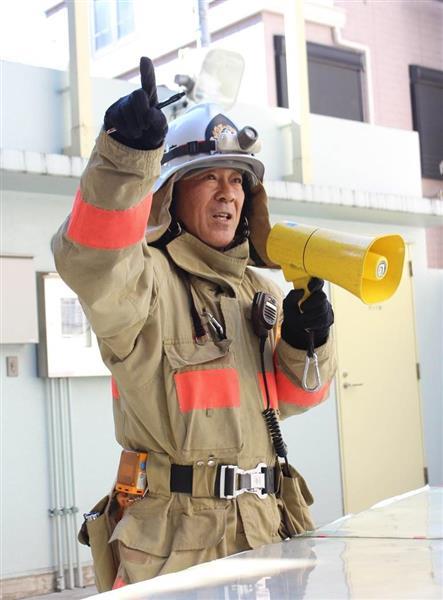 都民の消防官(1)】殉職した先輩の遺志継ぎ火災現場へ 四谷署消防 ...