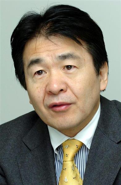 東洋大学教授・竹中平蔵氏