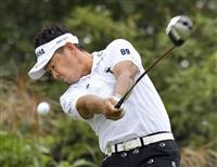 49歳藤田らが64で首位 日本OPゴルフ第1日