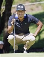 小平智は49位スタート 米男子ゴルフ第1日